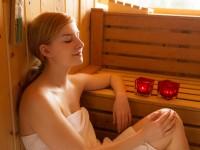 privat sauna